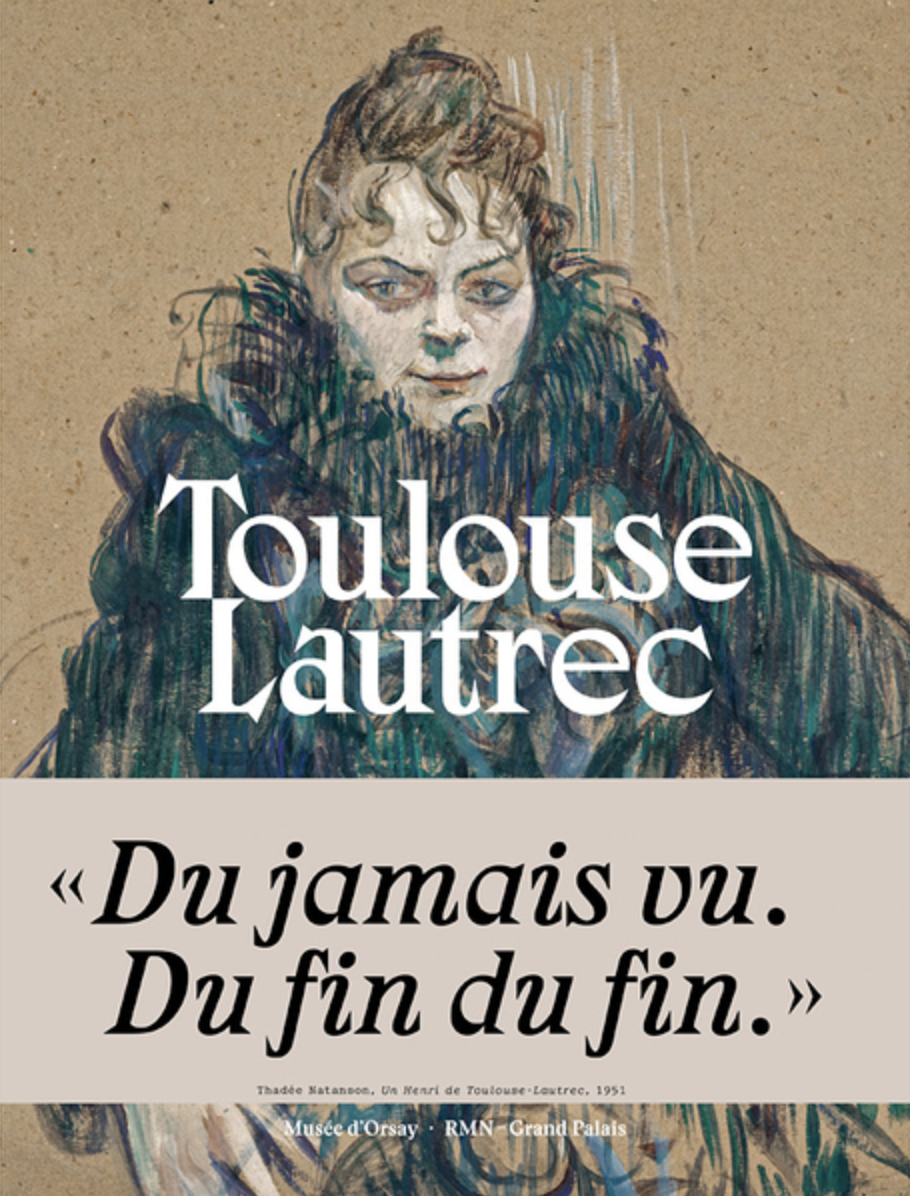 catalogue Toulouse-LAutrec