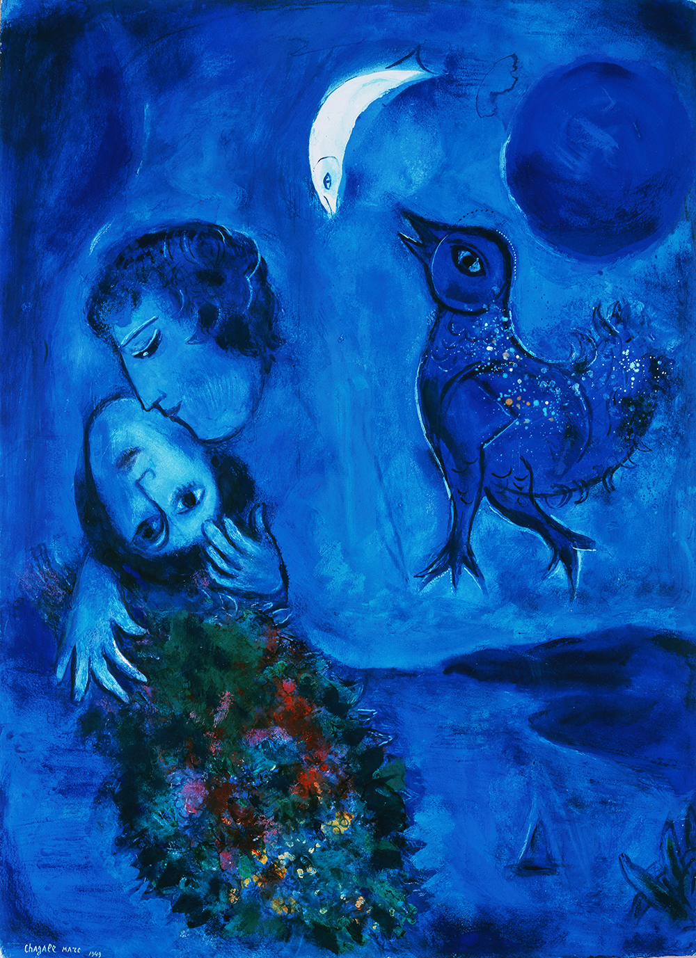 Chagall_Lune