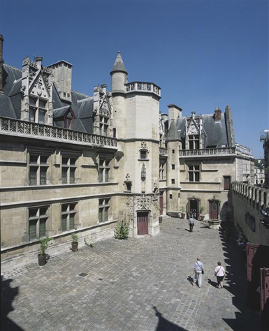 National museum of the middle ages rmn grand palais for Hotel francs tokyo