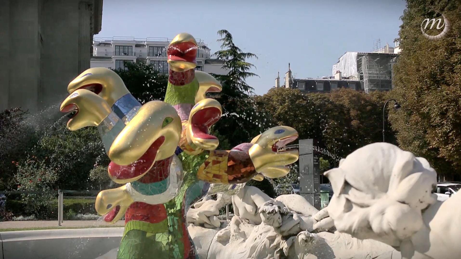 Niki de Saint Phalle toute l expo
