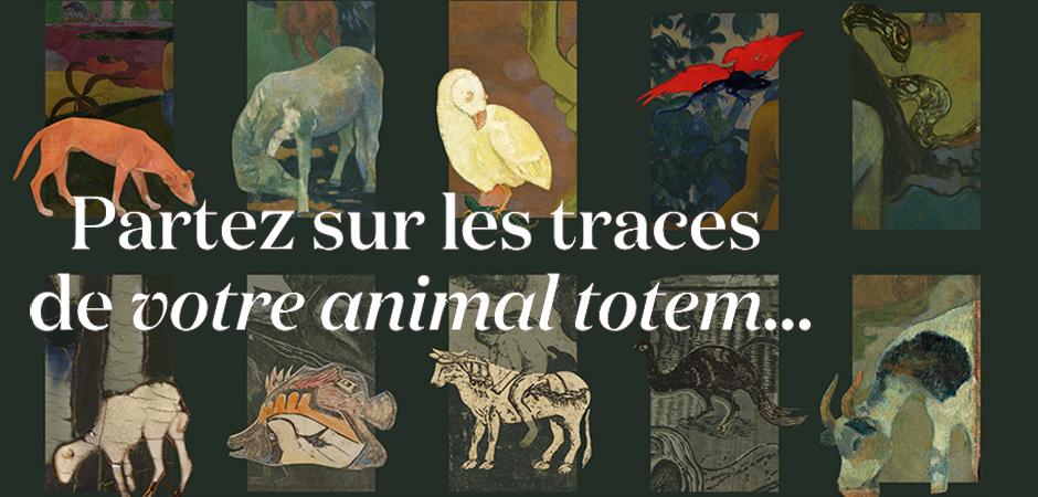 ch vre ou cheval d couvrez votre animal totem gauguin expo gauguin l 39 alchimiste au grand. Black Bedroom Furniture Sets. Home Design Ideas