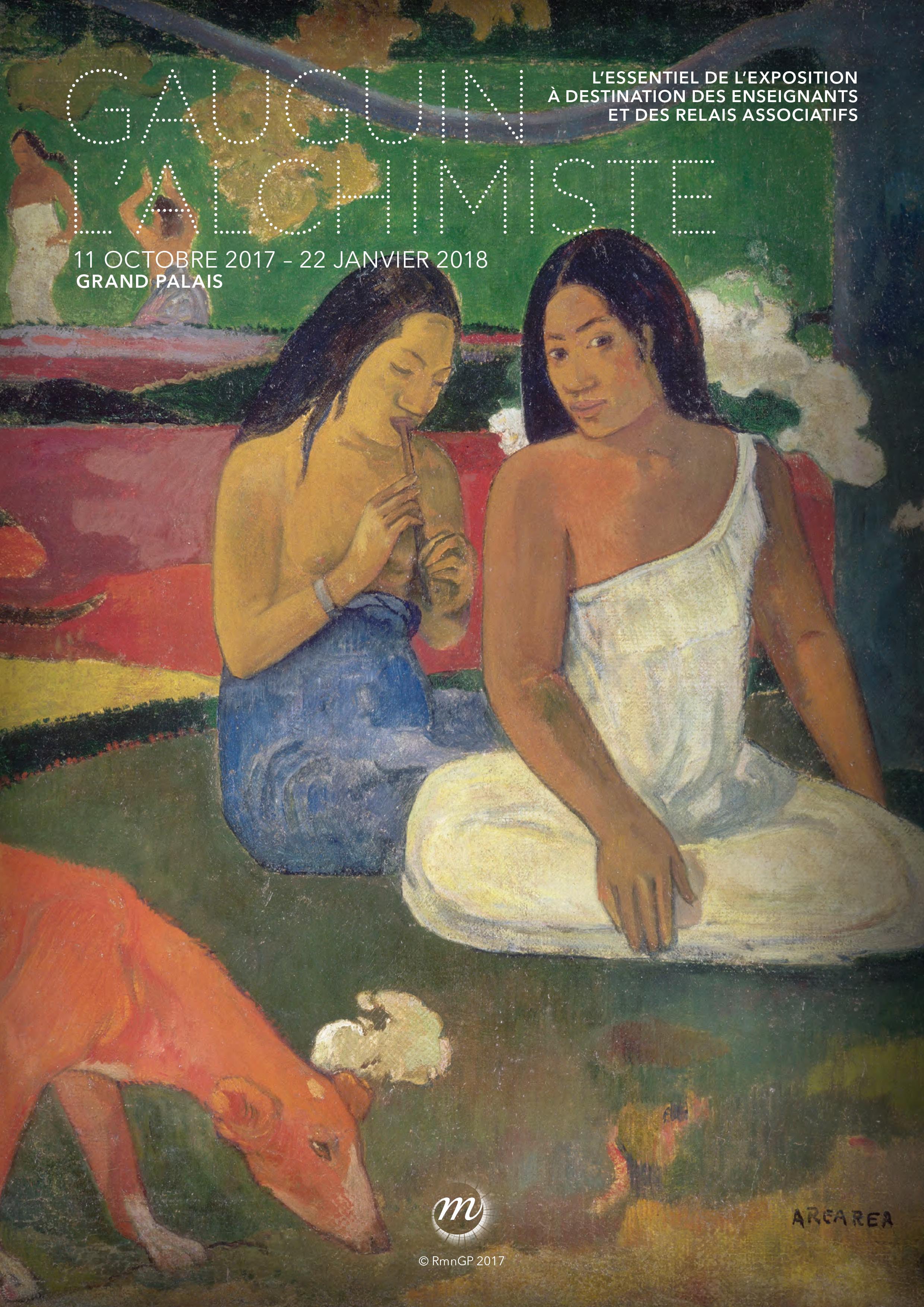 Gauguin le dossier p dagogique exposition au grand palais du 11 10 17 au 22 01 18 - Expo le grand palais ...