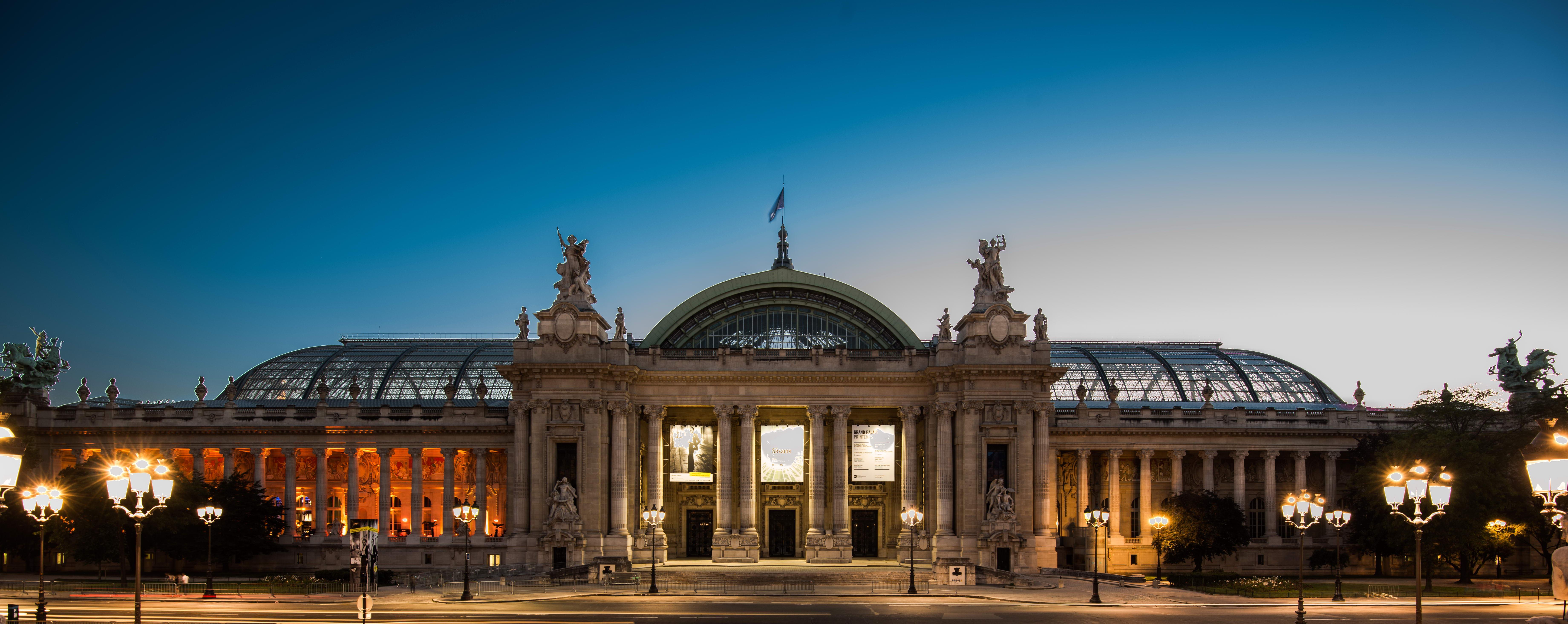 Les expos du grand palais c 39 est aussi en nocturne rmn grand palais - Expo le grand palais ...