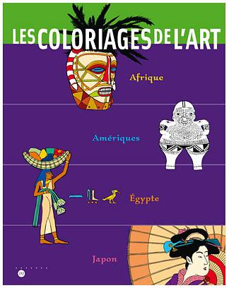 Coloriage En Ligne Egypte.Les Coloriages De L Art Afrique Ameriques Egypte Japon Rmn