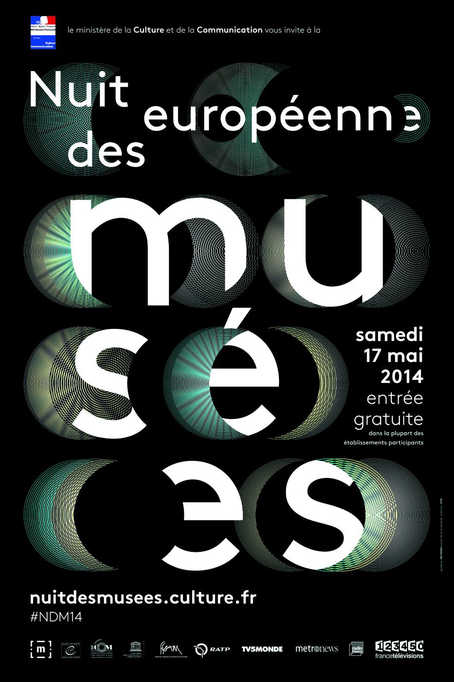Nuit des musées - Noche de los Museos