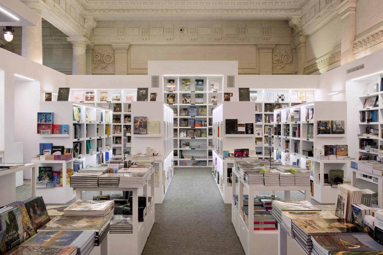 d couvrez la nouvelle librairie boutique du mus e d 39 orsay. Black Bedroom Furniture Sets. Home Design Ideas