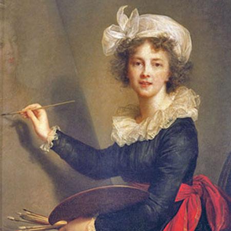 Bien-aimé Qui est Élisabeth Louise Vigée Le Brun ? | RMN - Grand Palais  LN04