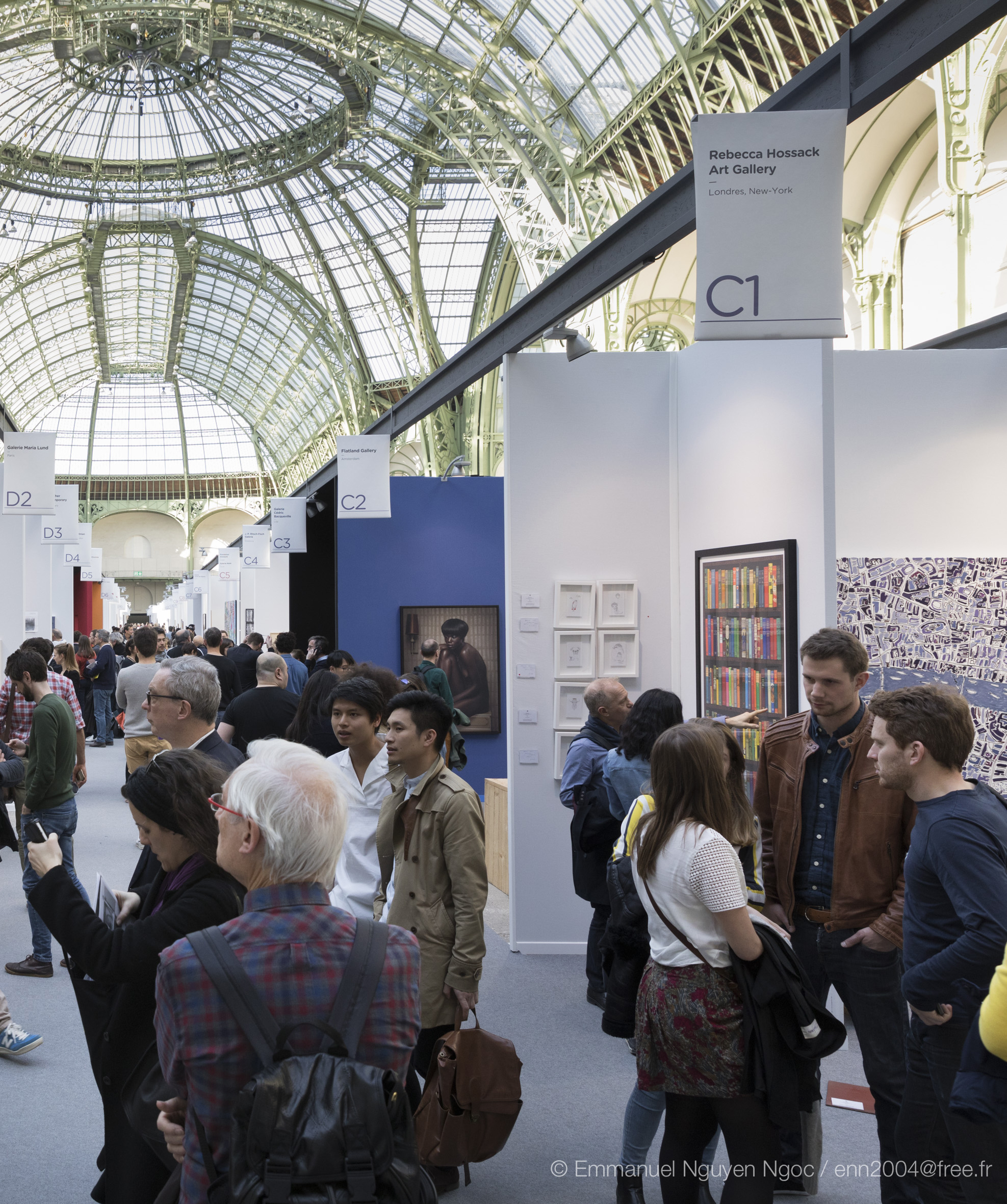 Art paris art fair 2018 au grand palais du 5 au 8 avril 2018 for Craft fairs in louisiana