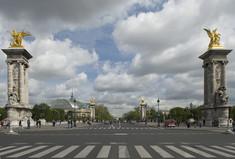 Voir le média:Alexander III bridge