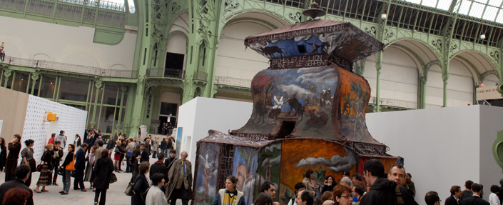 See the media:La Force de l'art 2006. A new opportunity to keep up with creativity.