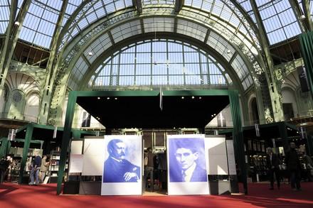 Le salon du livre ancien et de l 39 estampe rmn grand palais for Salon d honneur grand palais