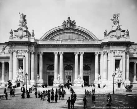 L ouverture de l exposition universelle de 1900 rmn grand palais - Exposition paris grand palais ...