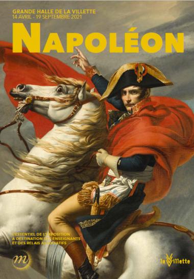 Exposition Napoléon Bonaparte La Villette Paris
