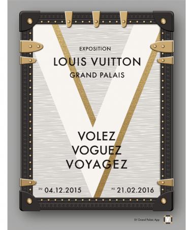 455f5ca010 Volez, Voguez, Voyagez - Louis Vuitton : toute l'expo   RMN - Grand ...