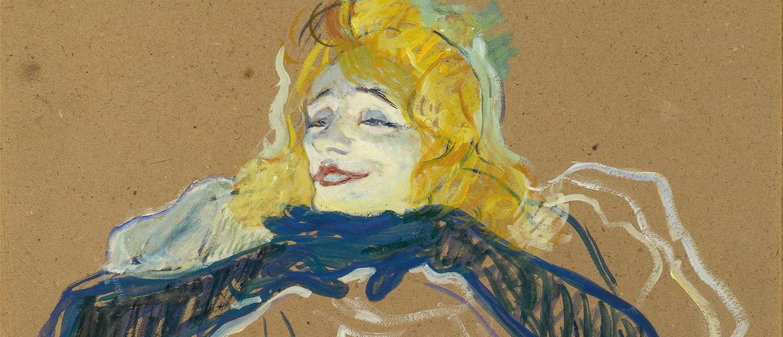 Toulouse Lautrec Exposition Au Grand Palais Du 9 Octobre