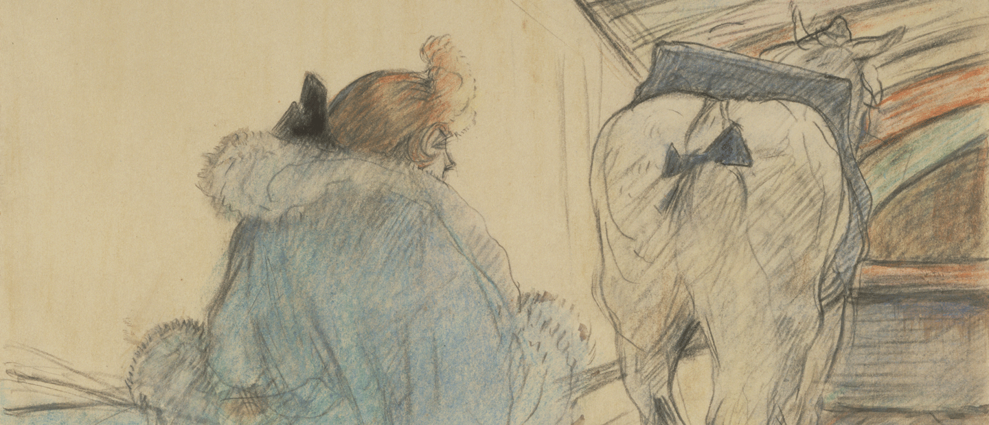 Henri de Toulouse-Lautrec © Los Angeles, The J. Paul Getty Museum