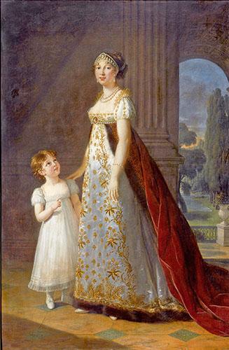Marie-Annunciade-Caroline Bonaparte,  reine de Naples