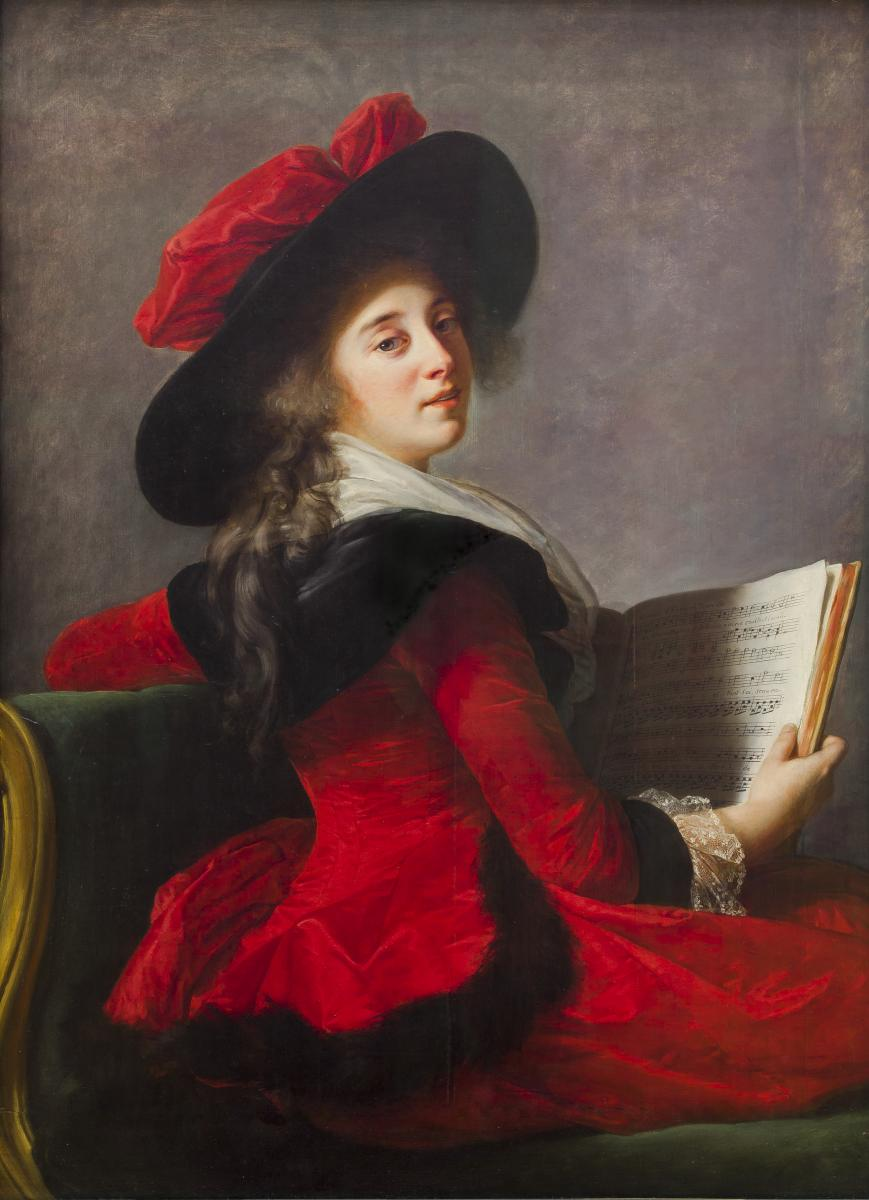 Memoirs Of Madame Vigée Lebrun