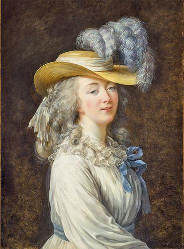 Exceptionnel Qui est Élisabeth Louise Vigée Le Brun ? | RMN - Grand Palais  MB96