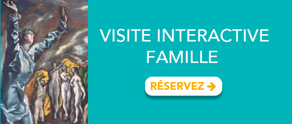Visite guidée interactive famille