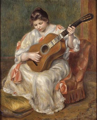 La Peinture De Renoir Rmn Grand Palais Jeune Public Renoir Impressionnisme
