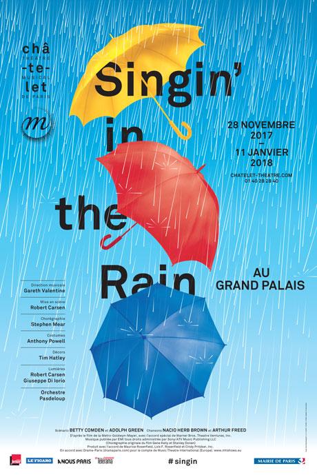 """Résultat de recherche d'images pour """"singin'in the rain grand palais"""""""