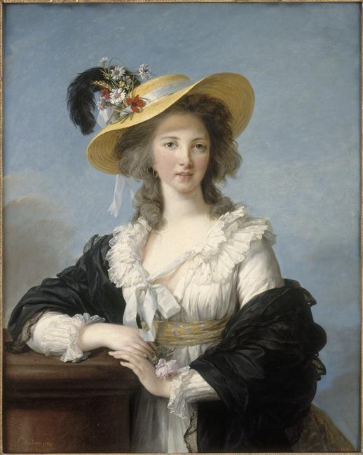 Œuvres commentées d'Élisabeth : portrait de la duchesse de ...
