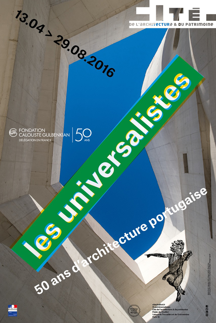 printemps portugais les universalistes 50 ans d 39 architecture portugaise rmn grand palais. Black Bedroom Furniture Sets. Home Design Ideas