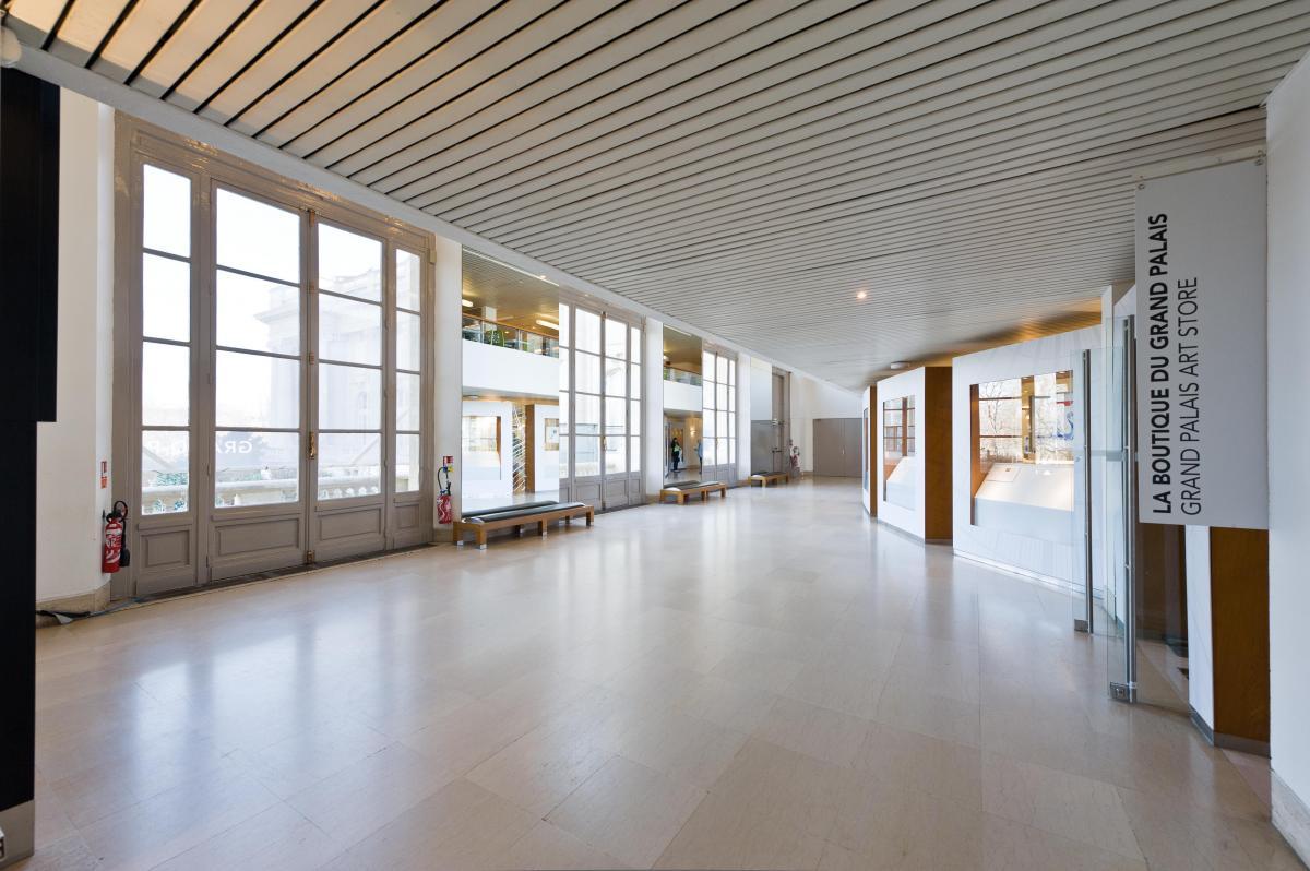 Le hall d 39 honneur rmn grand palais for Salon d honneur grand palais