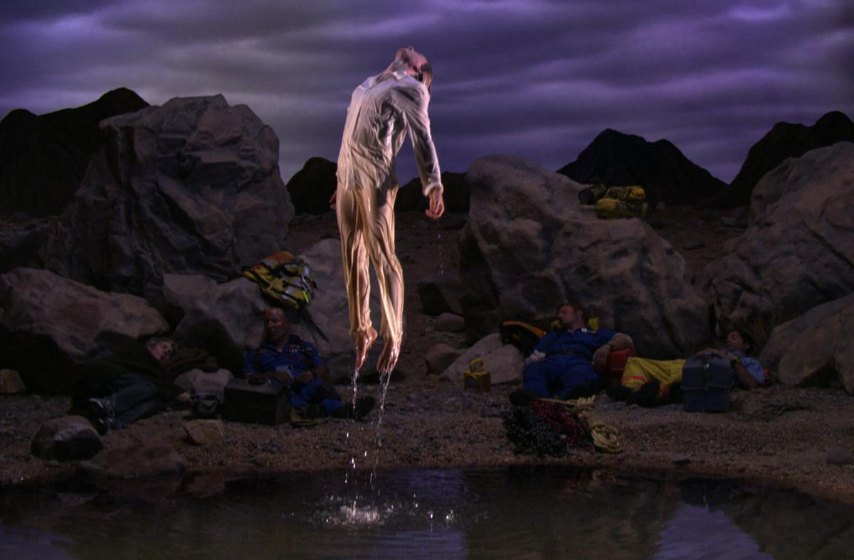 Bill Viola, Going Forth By Day ©Collection Pinault, Photo Kira Perov