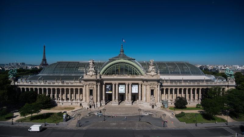 L 39 agence lan laur at pour l 39 am nagement du grand palais rmn grand palais - Expo le grand palais ...
