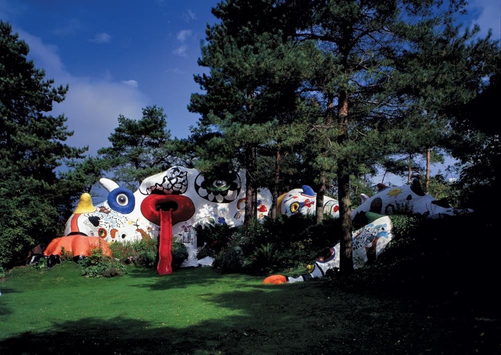 Le bestiaire de niki de saint phalle rmn grand palais for Le jardin knokke