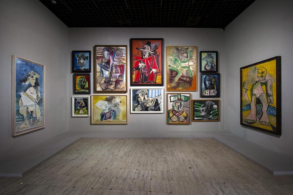 Le cubisme un espace polyfocal pour picasso rmn grand palais - Expo le grand palais ...
